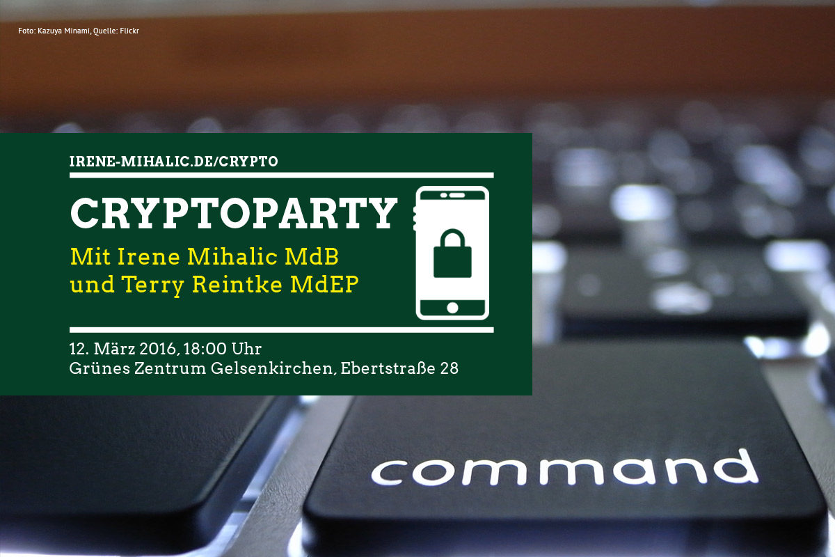 Sharepic zur Cryptopparty