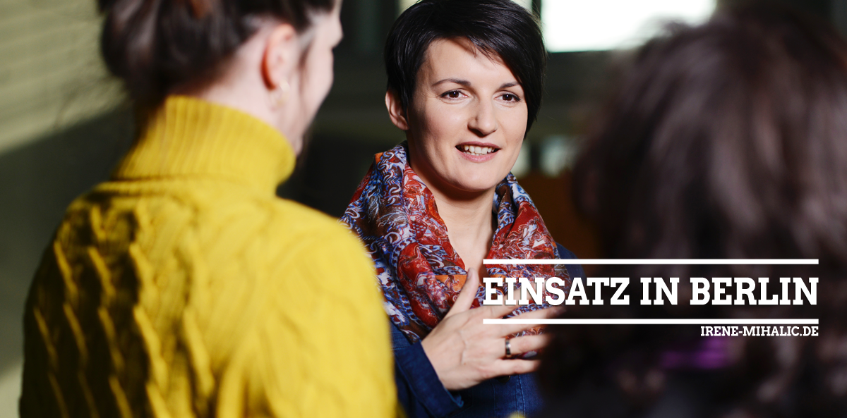 Einsatz in Berlin – Header Newsletter
