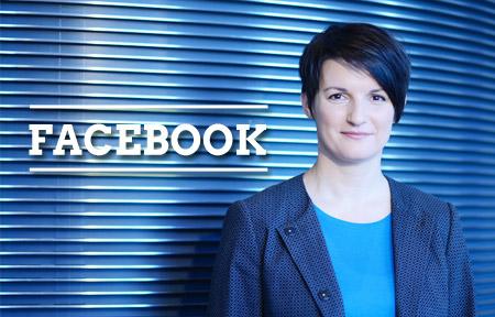 Irene Mihalic bei Facebook