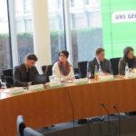 NSU Fachgespräch in Berlin - Irene Mihalic