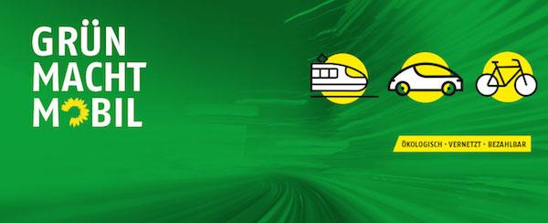 Grün macht mobil