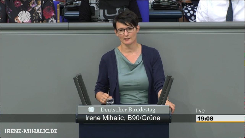 Aus der Rede zum Einsatz deutscher Polizei im Ausland