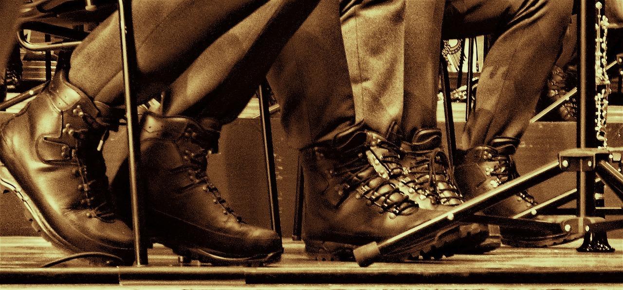 Bundeswehr Schuhe