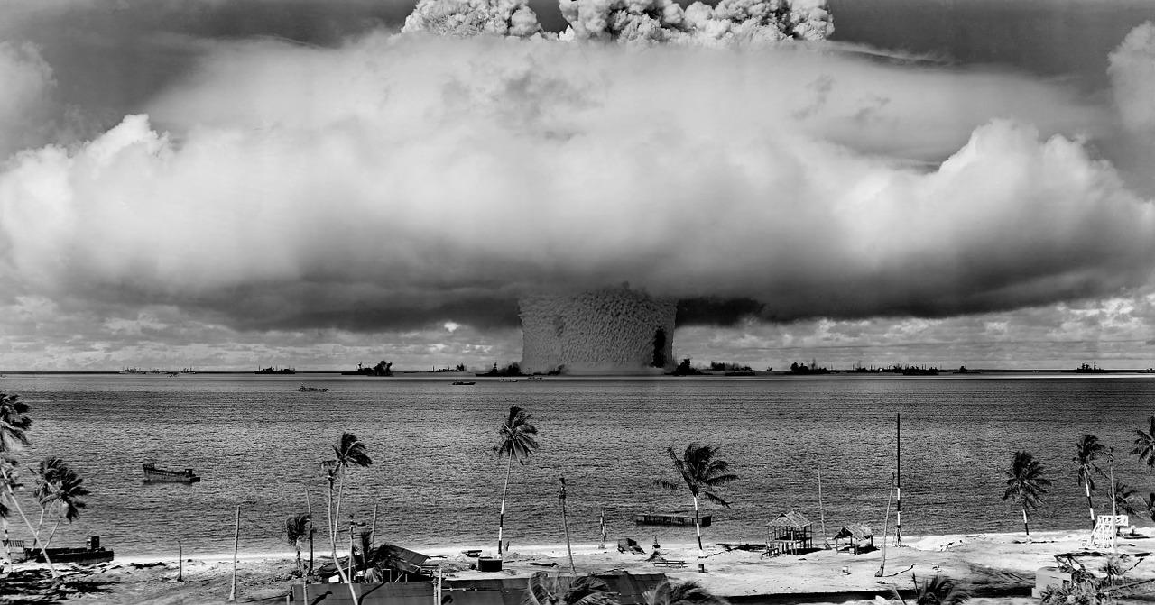 Atomwaffen-Test
