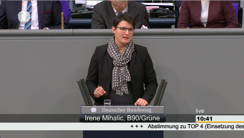Rede zum Untersuchungsausschuss Breitscheidplatz