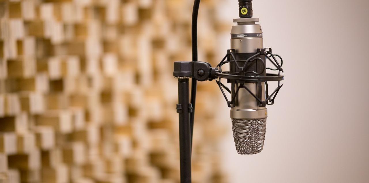 Radio-Mikrophon