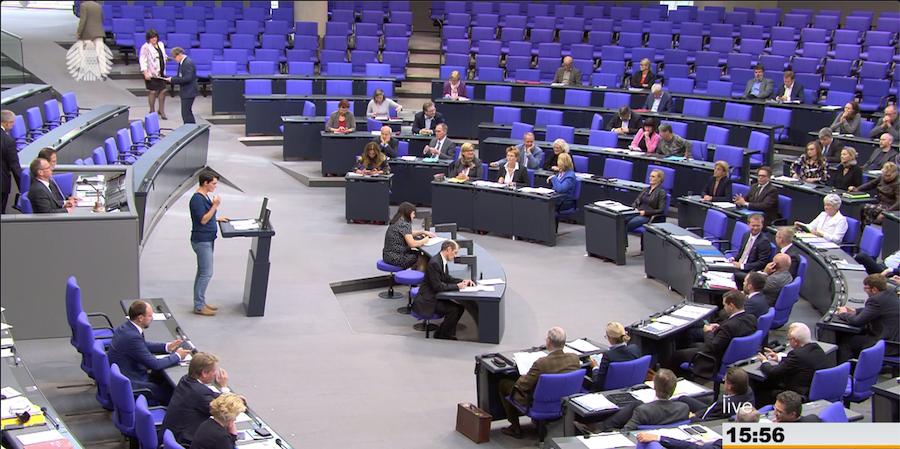 Irene Mihalic: Rede zum Kriminalitätsstatistikgesetz