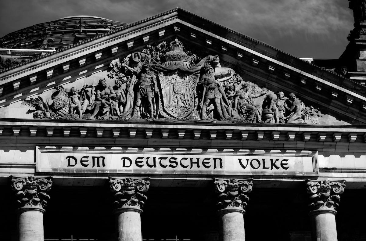 Am Reichstag