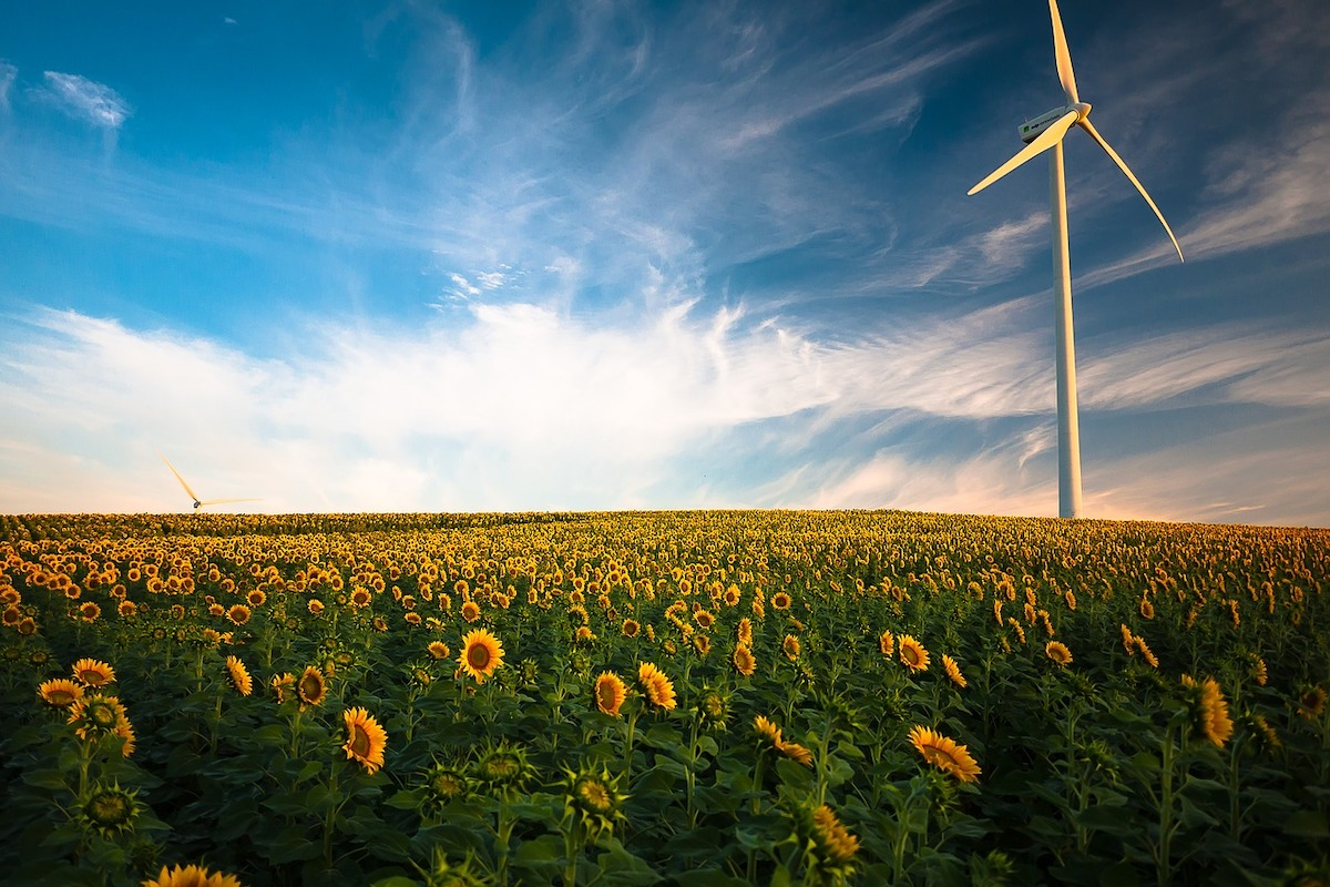 Windkraftanlage | Pixabay